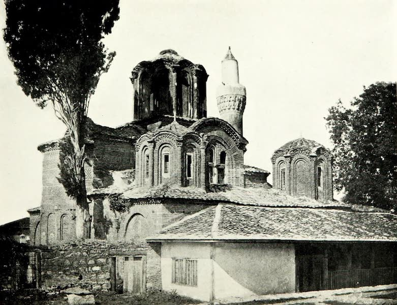 The Byzantine Empire - Church of The Twelve Apostles, Thessalonica (1910)