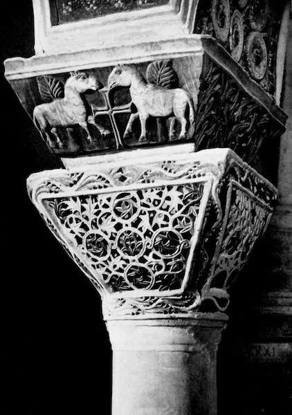 The Byzantine Empire - A Capital in the Church of San Vitale, Ravenna (1910)