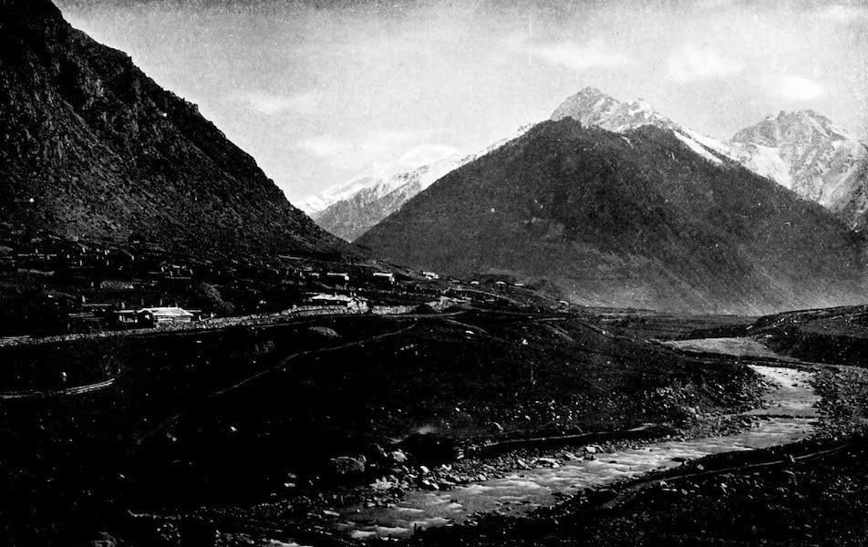 The Byzantine Empire - The Taurus Mountains near Adana (1910)