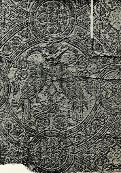 The Byzantine Empire - Silk Brocade (1910)