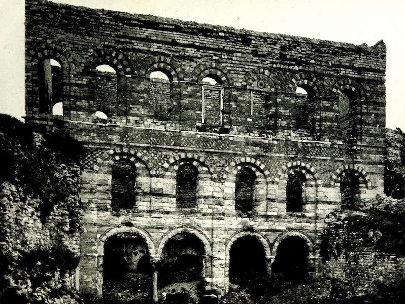 The Byzantine Empire - Palace of the Porphyrogenitus, Constantinople (1910)