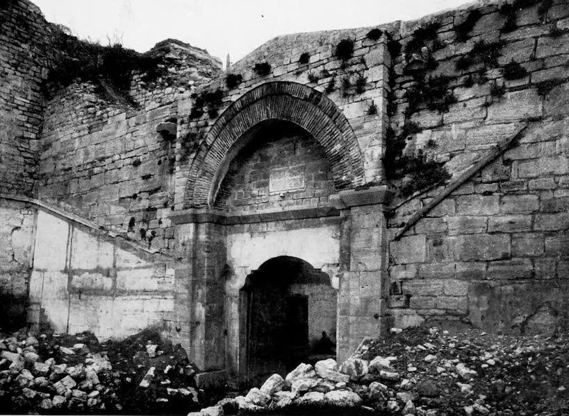 The Byzantine Empire - The Pempton Gate, Constantinople (1910)