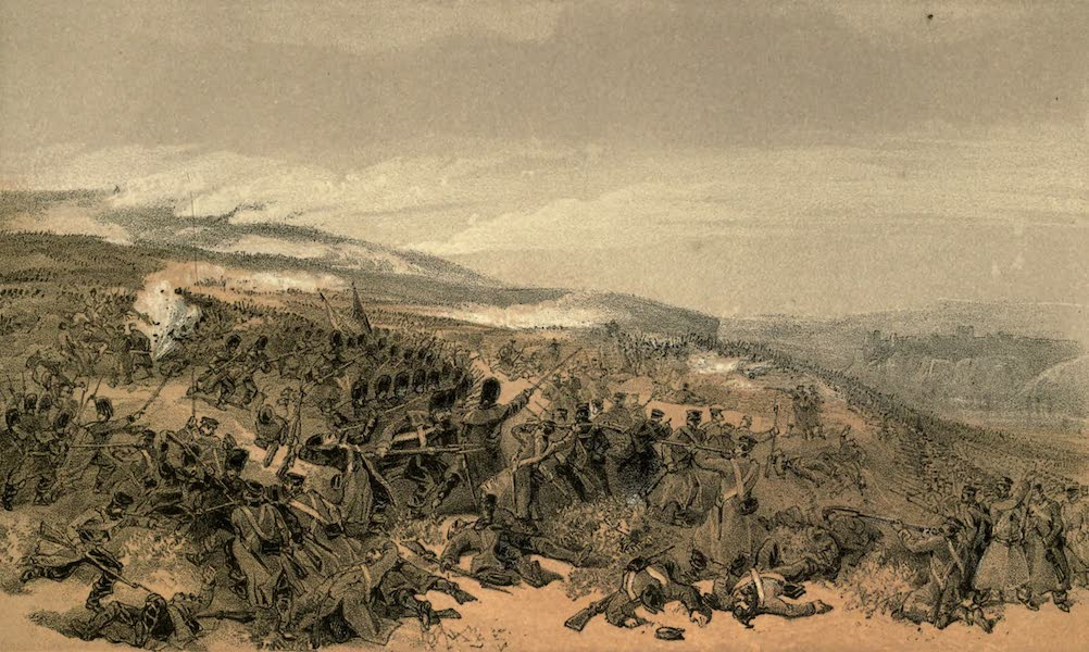 The Campaign in the Crimea [Series I] - Second Charge of the Guards at the Battle of Inkermann (1855)