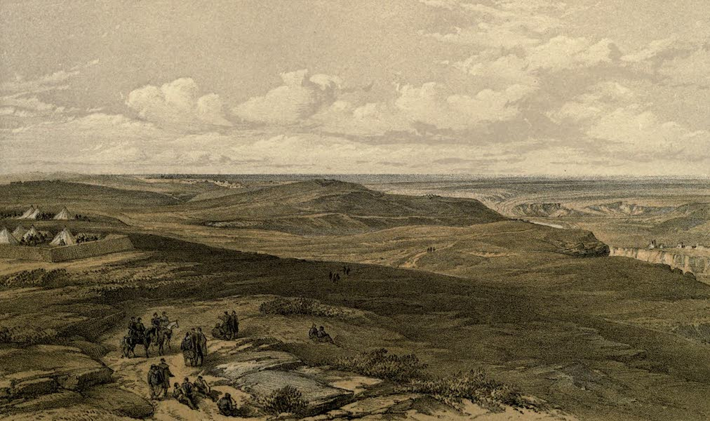 The Campaign in the Crimea [Series I] - The Field of Inkermann (1855)