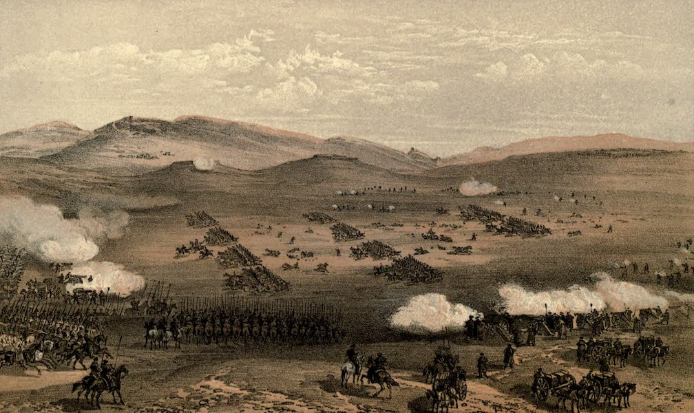 Charge of the Light Cavalry Brigade, 25th October, 1854