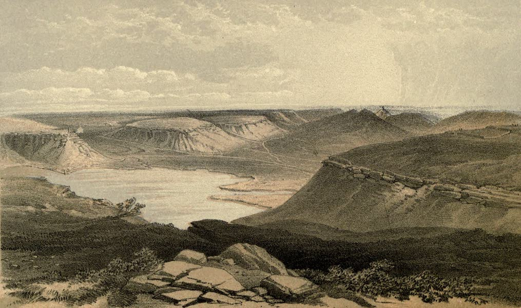 The Campaign in the Crimea [Series I] - Head of the Harbour, Sebastopol (1855)