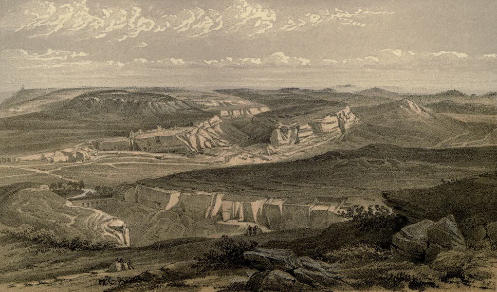The Campaign in the Crimea [Series I] - The Ruins of Inkermann, and City of Caverns (1855)