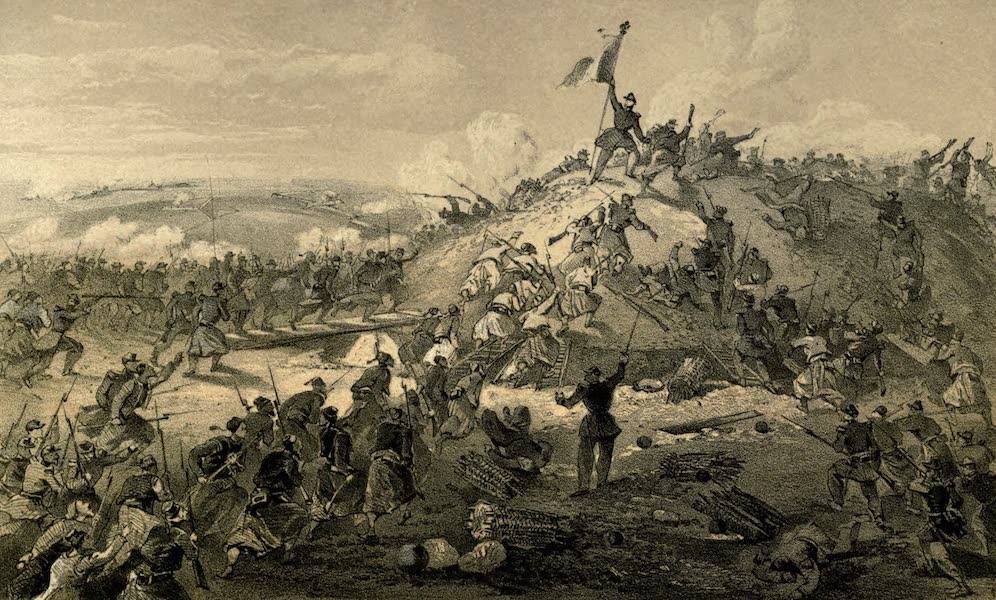 The Attack on the Malakoff