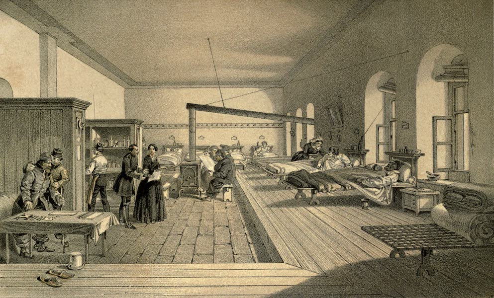 A Ward in the Hospital at Scutari