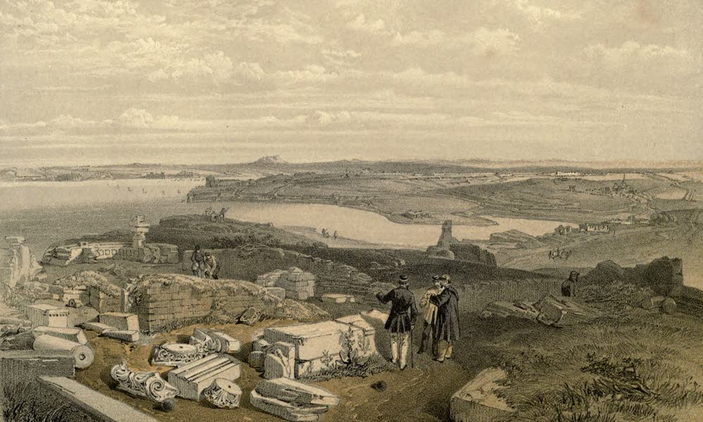 Sebastopol from the ancient Kherson