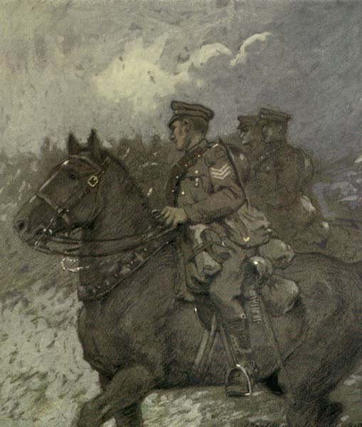 The Canadian Front in France and Flanders - Fort Garry Horse (1920)