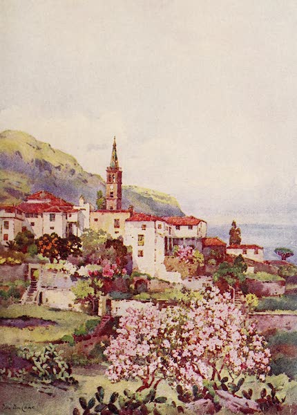 The Canary Islands, Painted and Described - Realejo Alto (1911)