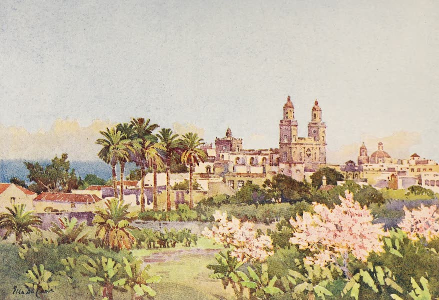 The Canary Islands, Painted and Described - Las Palmas (1911)