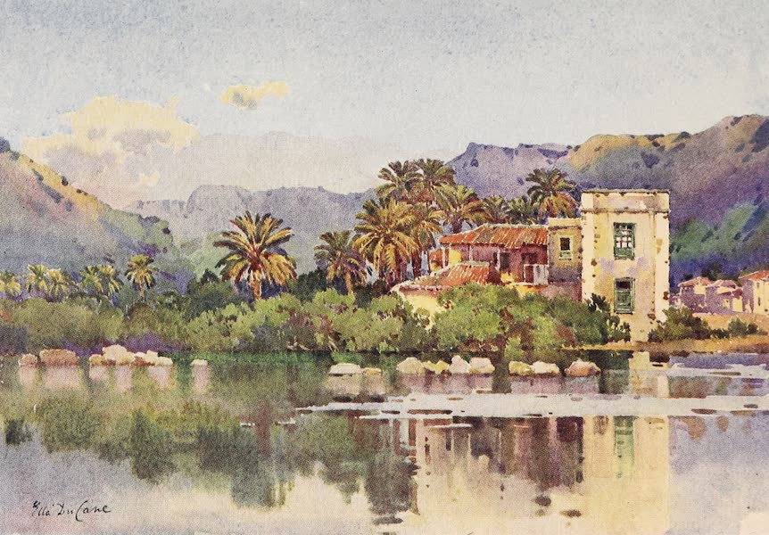 The Canary Islands, Painted and Described - San Sebastian (1911)