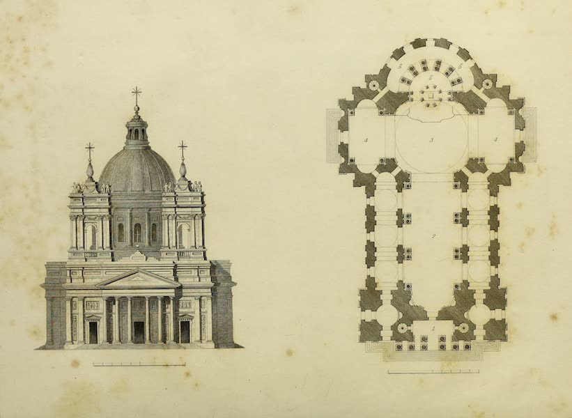 The Character of the Russians and a Detailed History of Moscow - A Modern Russo-Greek Church, and Plan of the Same (1823)