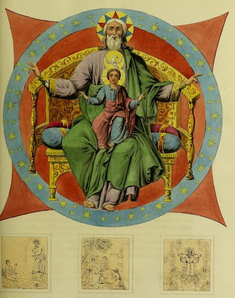 The Character of the Russians and a Detailed History of Moscow - Images of God Almighty and of the Trinity (1823)