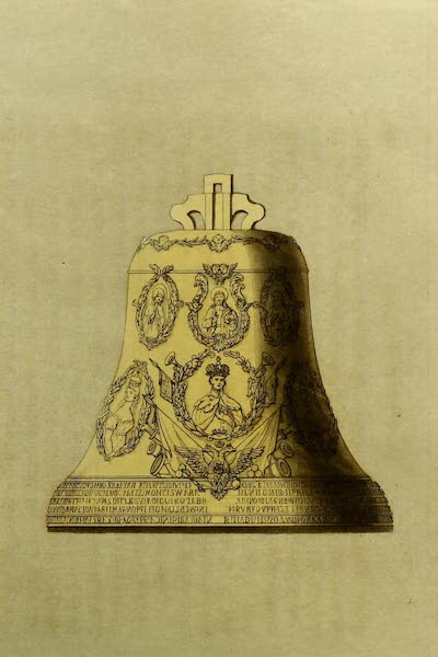 The Character of the Russians and a Detailed History of Moscow - New Bell (1823)