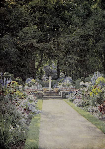 The Charm of Gardens - In an Old Garden (1910)