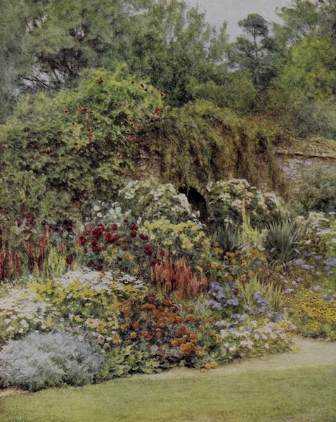 The Charm of Gardens - The Herbaceous Border (1910)