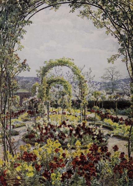 The Charm of Gardens - A Dutch Garden (1910)