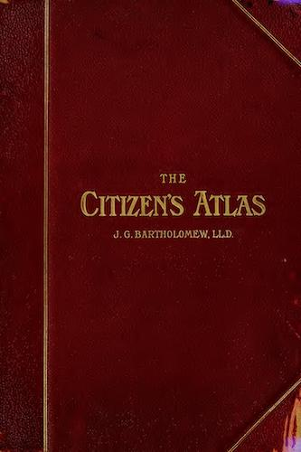 World - The Citizen's Atlas of the World