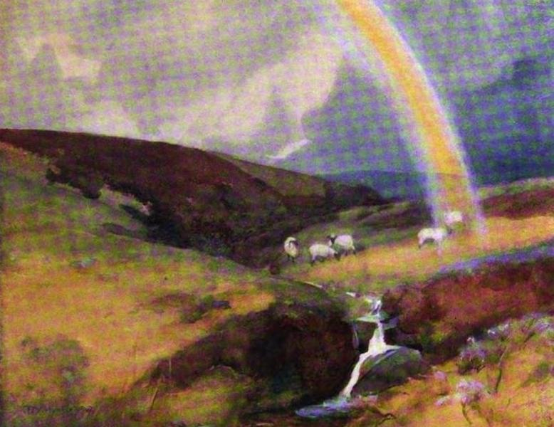 The Clyde River and Firth Painted and Described - The Source of the Clyde (1907)