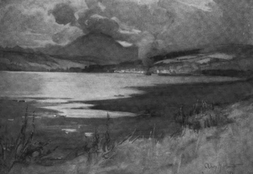 The Clyde River and Firth Painted and Described - Craigendoran, from Ardmore (1907)