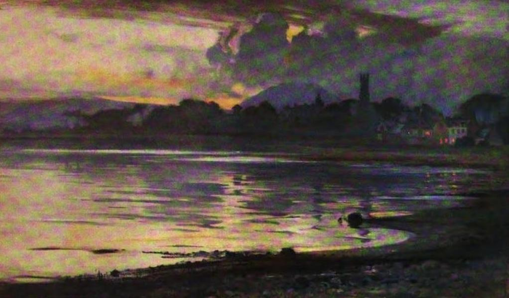 The Clyde River and Firth Painted and Described - Row Days of C.T.S. Cumberland (1907)