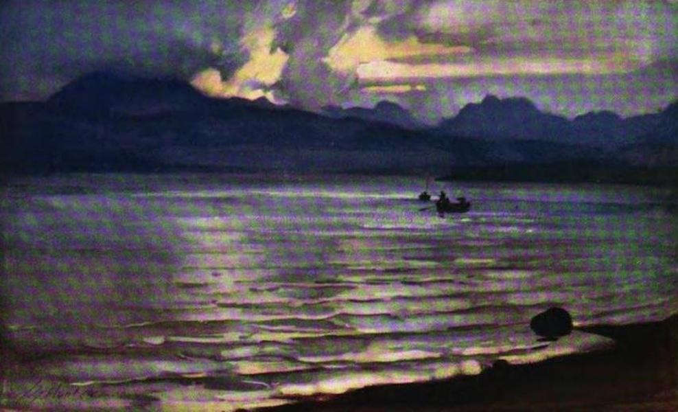 The Clyde River and Firth Painted and Described - The Gareloch (1907)