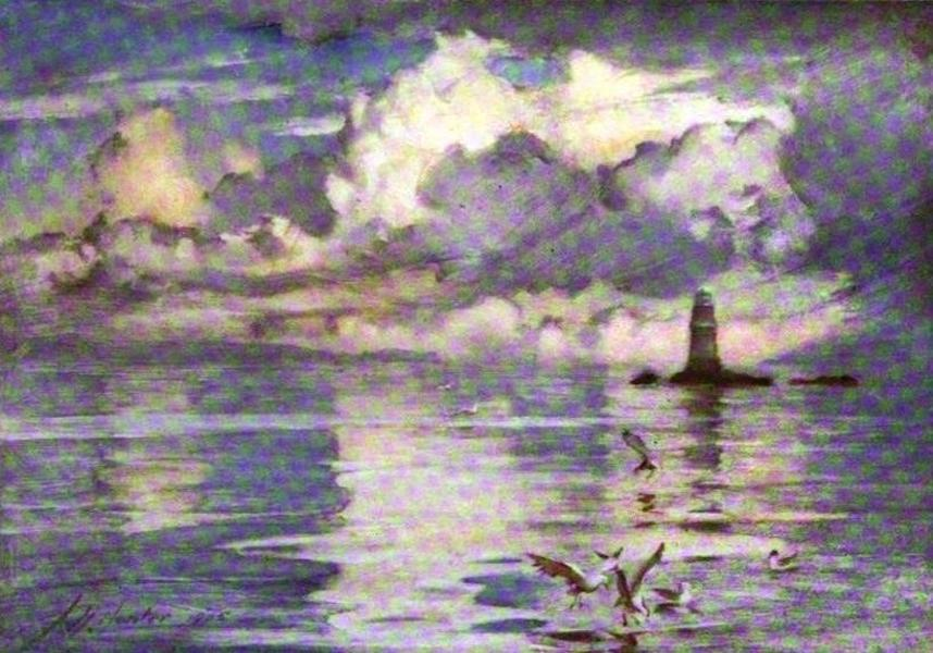 The Clyde River and Firth Painted and Described - The Gantocks (1907)