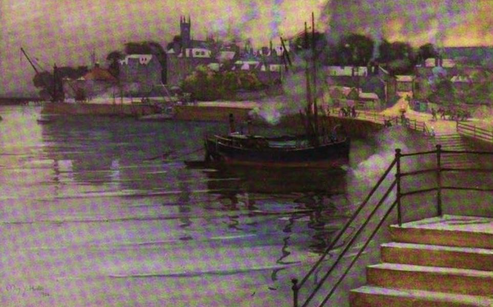 The Clyde River and Firth Painted and Described - Dunoon (1907)