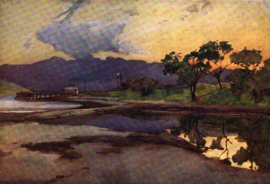 The Clyde River and Firth Painted and Described - Colintraive, Kyles of Bute (1907)