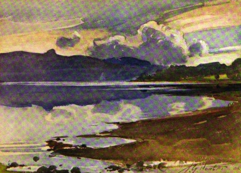 The Clyde River and Firth Painted and Described - Loch Fyne (1907)