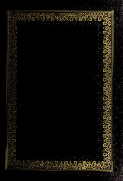 The Costume of the Russian Empire - Front Cover (1803)