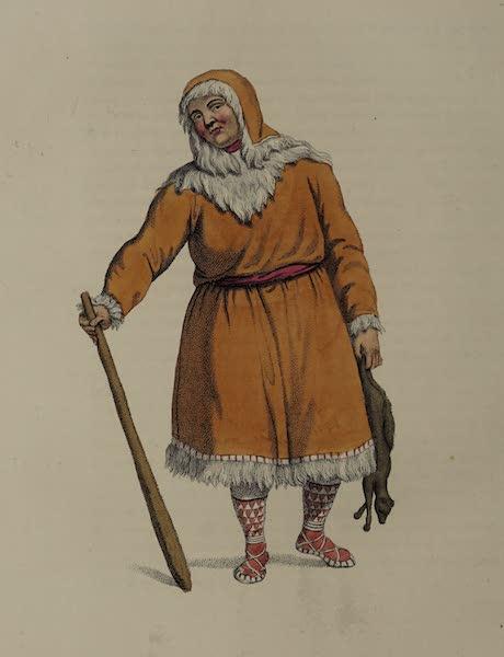 The Costume of the Russian Empire - A Koriak (1803)