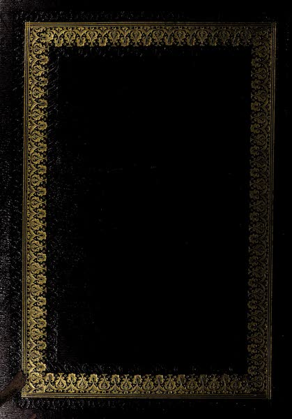 The Costume of the Russian Empire - Back Cover (1803)