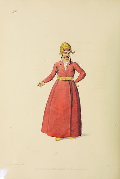 The Costume of Turkey - An Ichlogan (1802)