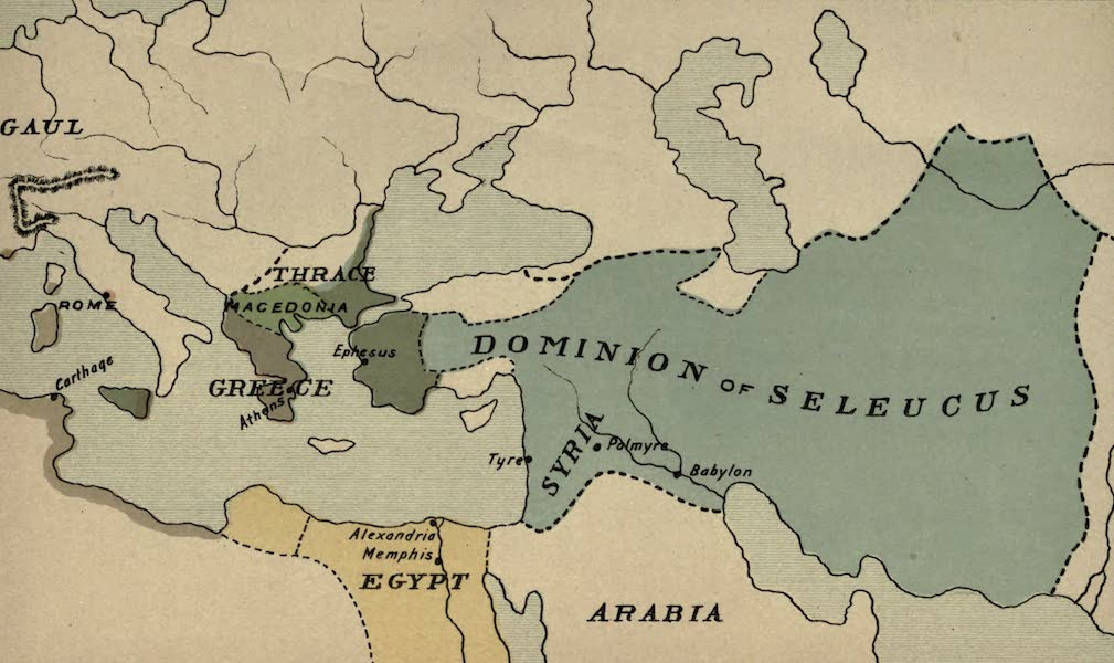 The Course of Empire - End of the Fourth Century before Christ (about 300 B.C.) (1883)