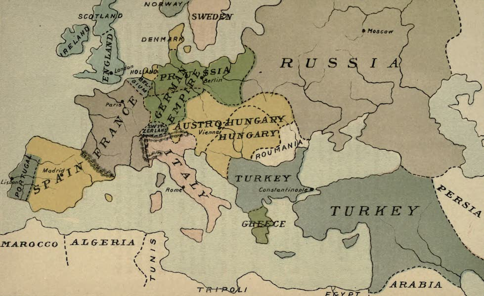 The Course of Empire - For the Year 1883 (1883)