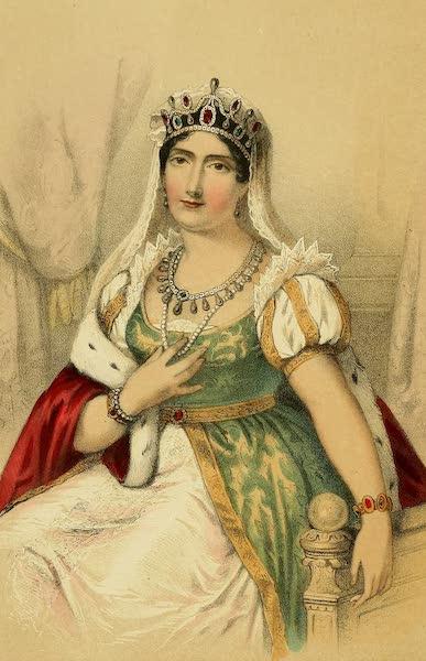 The Court of Napoleon - Josephine (1857)