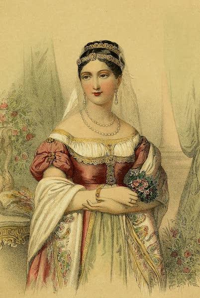 The Court of Napoleon - Pauline Bonaparte (1857)