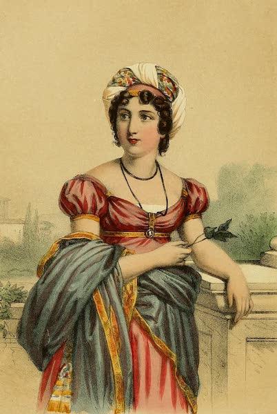 The Court of Napoleon - Madame de Stael (1857)