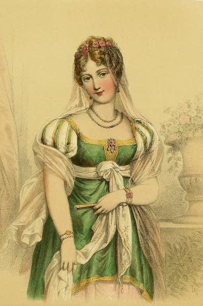 The Court of Napoleon - Caroline Bonaparte (1857)