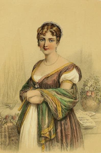 The Court of Napoleon - Hortense (1857)