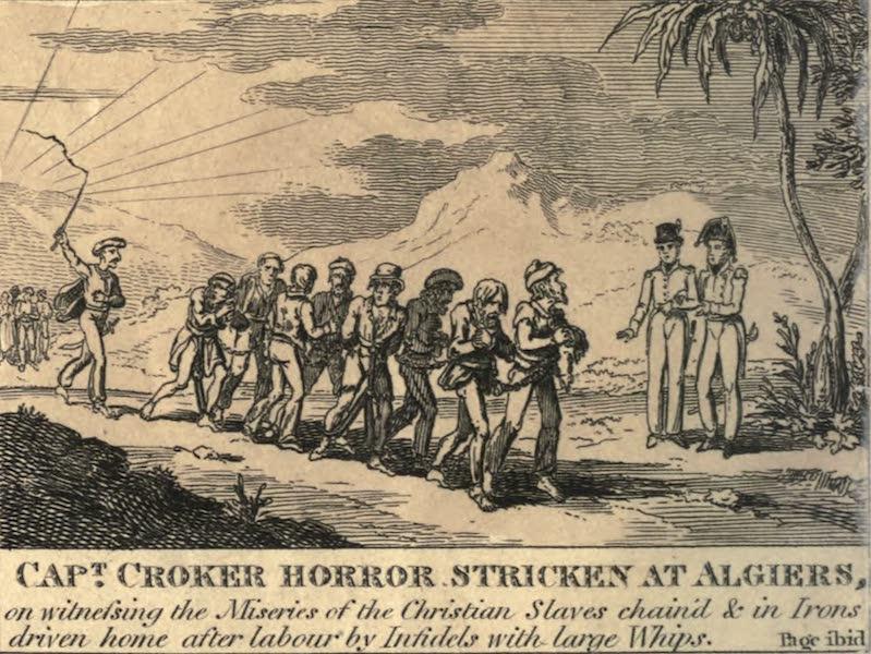 The Cruelties of the Algerine Pirates - Christian Slavery at Algiers (II) (1816)