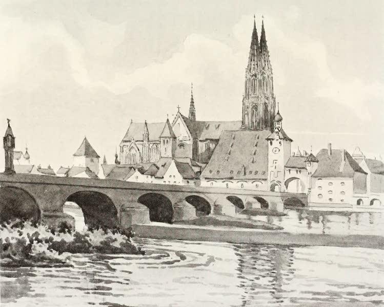 The Danube - Ratisbon (1911)