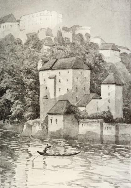 The Danube - Oberhaus and Niederhaus, Passau (1911)