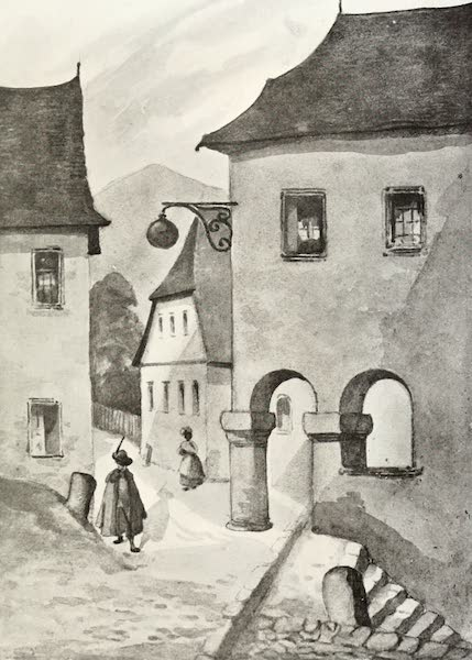The Danube - St. Nikola (1911)