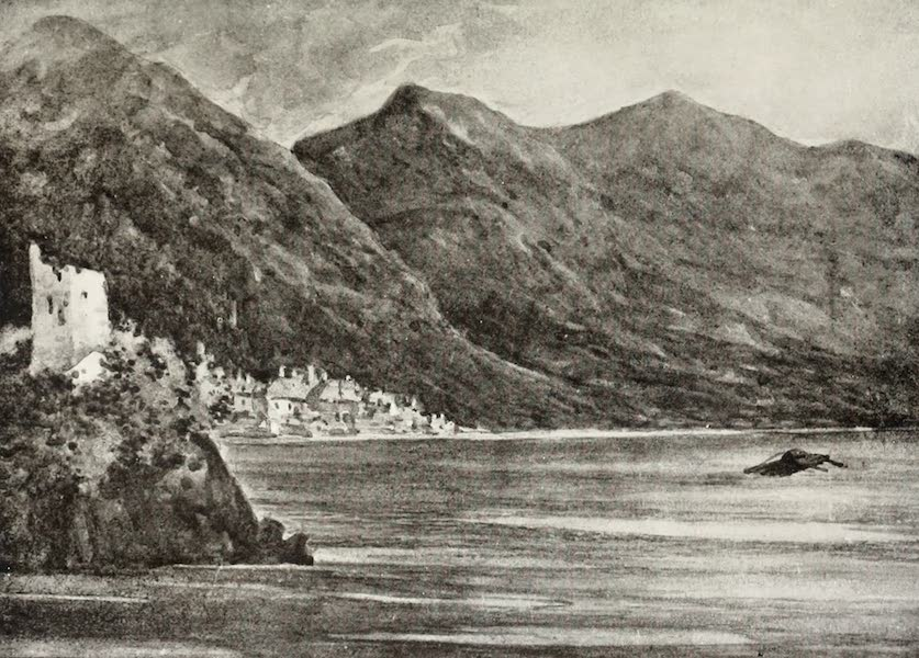 The Danube - Sarmingstein (1911)