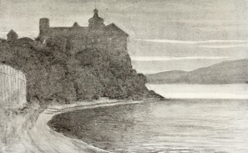 The Danube - Persenbeug (1911)